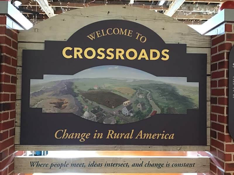 Rural America's past and potential on display in Atlanta
