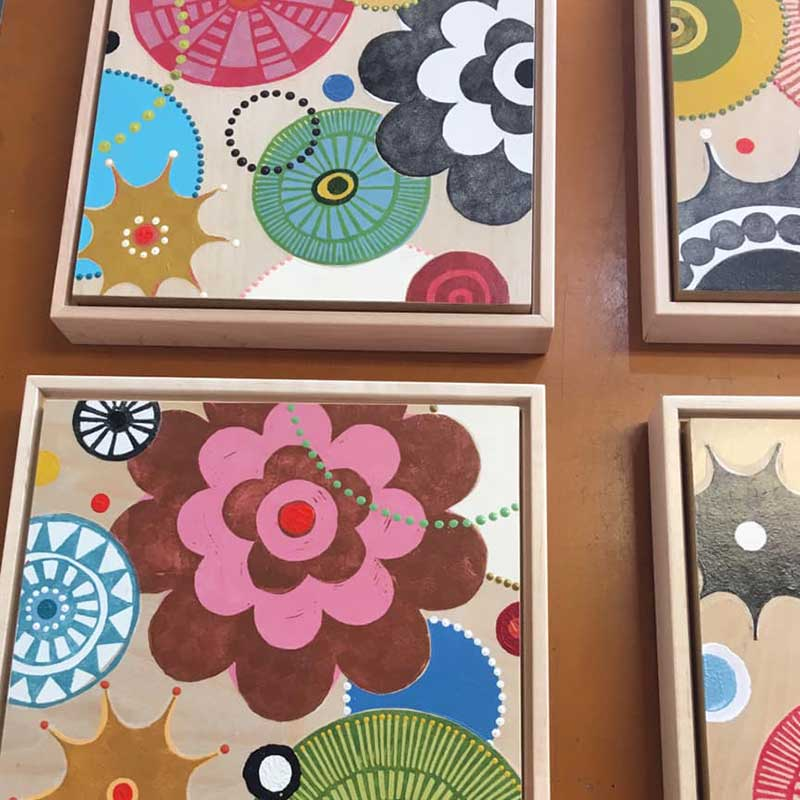 Art Hive 835 holding HandMades Sale in Springfield this weekend