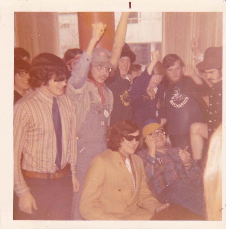 Freshman Year, 1971